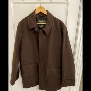 Eddie bauer wool coat